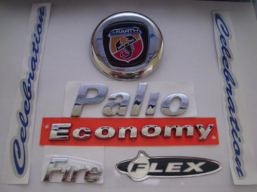 mala abarth palio economy fire flex 2x celebration 04/.- bre