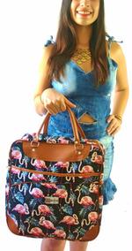 fabf88c43 Mala Bolsa Colorida Estilosa Fashion Quadrada De Alça Social