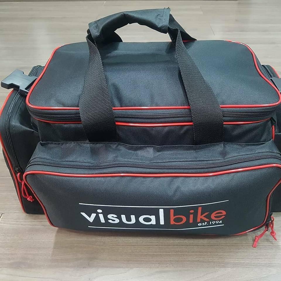 a6e9892c1 Mala Bolsa Para Acessórios De Bike E Triathlon Ciclismo Mtb - R$ 299 ...