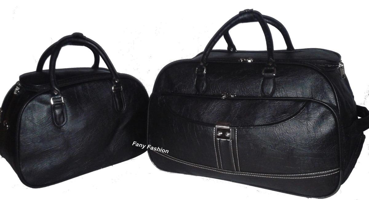 mala de couro de viagem com rodinha kit bolsa viagem grande r 159 99 em mercado livre. Black Bedroom Furniture Sets. Home Design Ideas