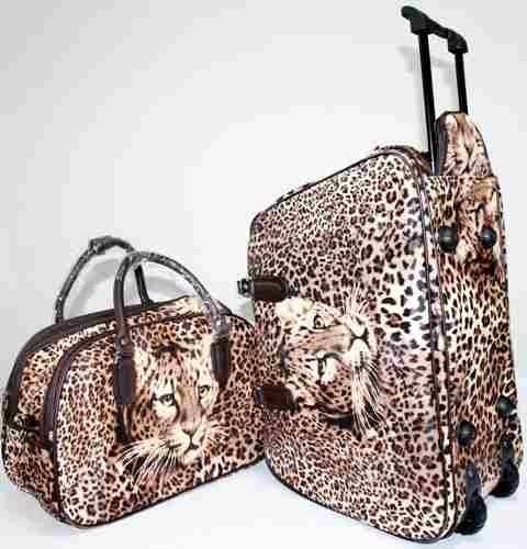 Bolsa De Viagem De Mão Feminina : Mala de viagem com bolsa bagagem m?o e rodinhas r