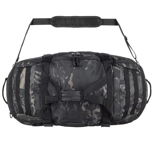 mala invictus expedition camuflado multicam black 70 litros