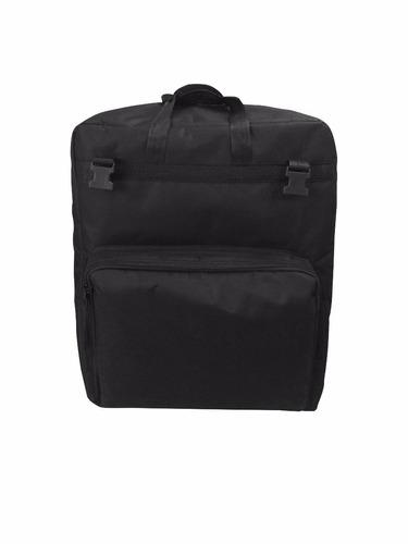 mala maleta bolsa mochila transportar cpu computador motoboy