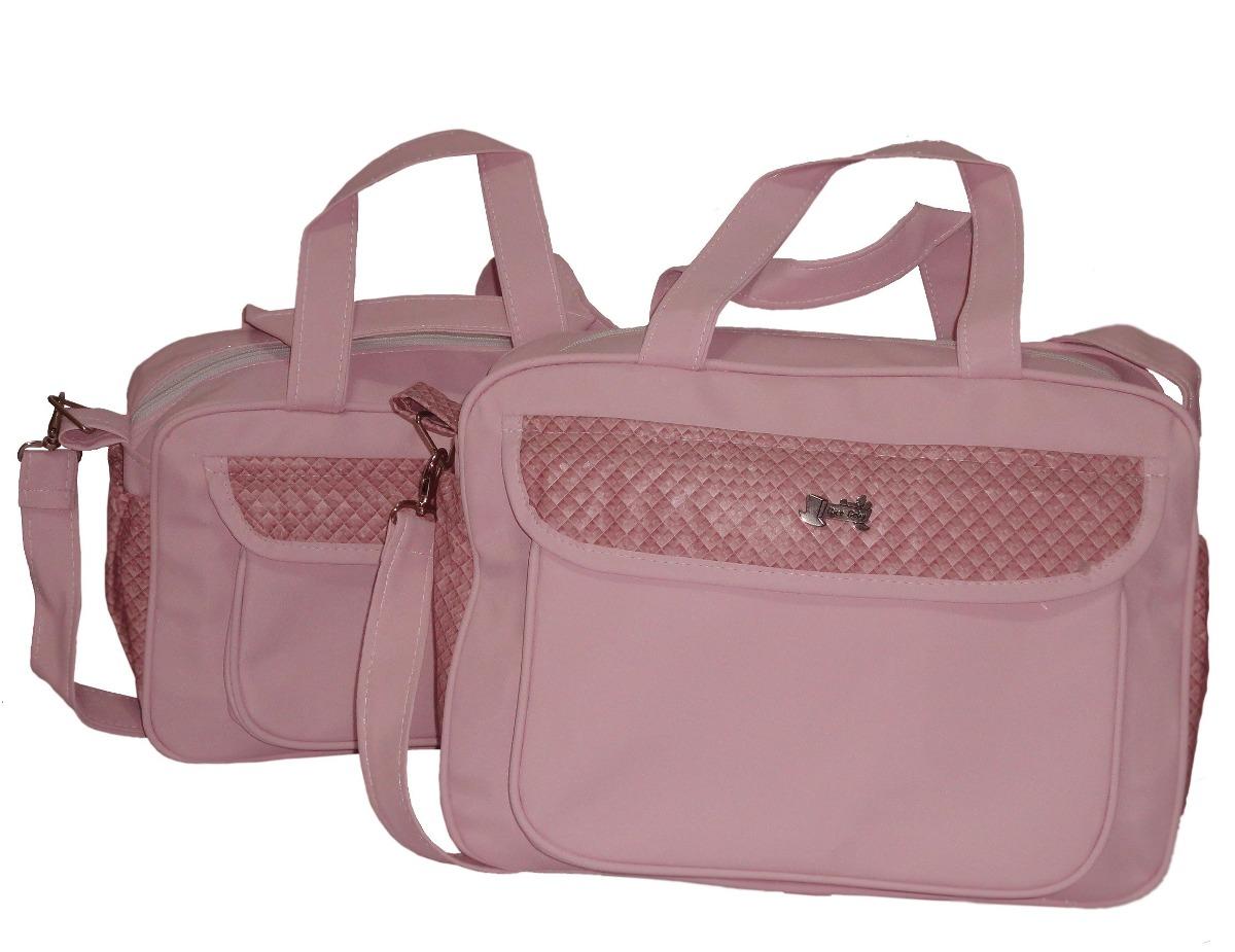 9abfd22eb5 Mala maternidade bolsa bebê kit com duas bolsas carregando zoom jpg  1200x925 Bolsa maternidade bolsas para