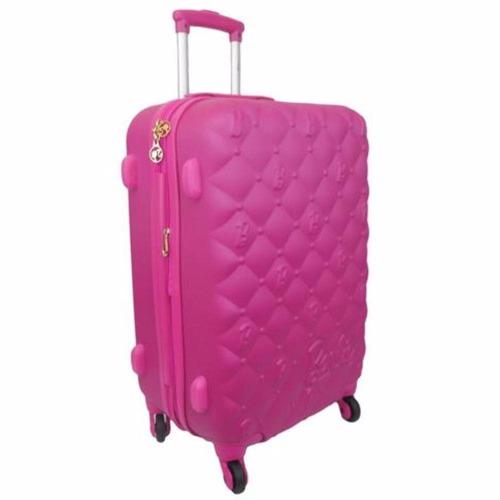mala media da barbie rosa com expansor muito linda