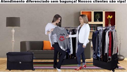 mala organizadora de roupas