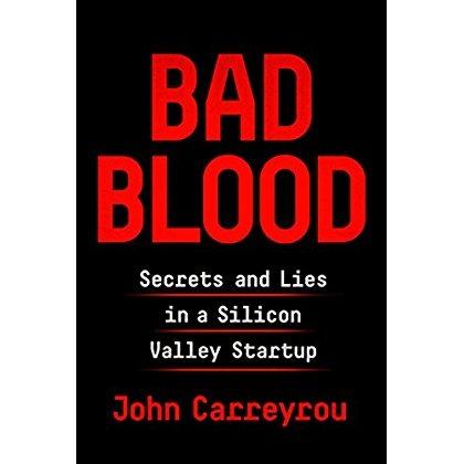 Resultado de imagen para Mala Sangre: Los Secretos y Mentiras de Silicon Valley