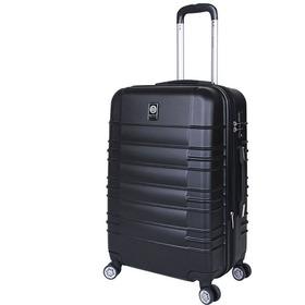 Mala Viagem Grande 32kg Abs Cadeado Tsa 360º Premium Santino