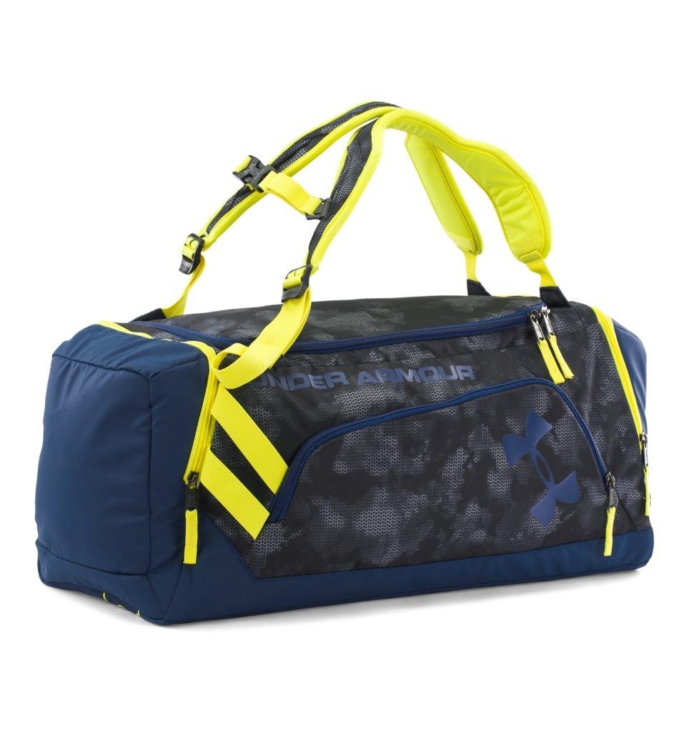 mala mochila - under armour storm contain backpack duffle ii. Carregando  zoom. 444db99cc7fb3