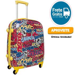 206f162726 Mala Viagem Infantil - 55x37x25 Tigor T Tigre Nova Ft Gts.
