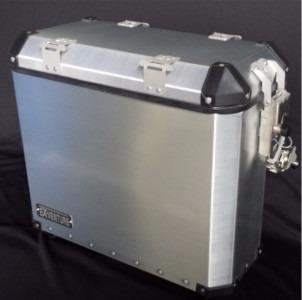 malas laterais aluminio bmw f800 gs 2011 acima par+suportes