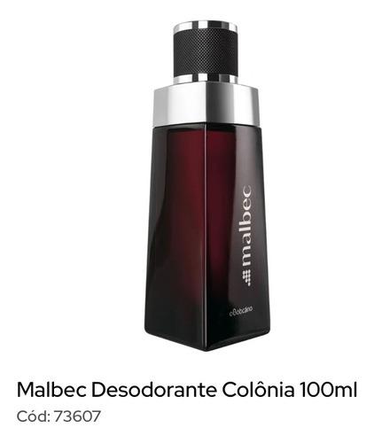 malbec colônia desodorante 73607