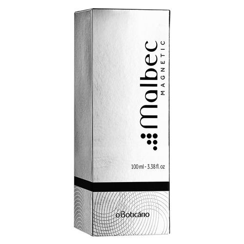 malbec magnetic desodorante colônia 100ml