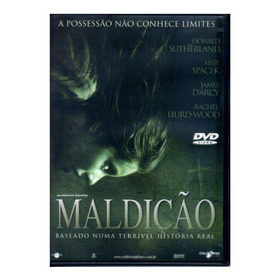 Maldição Dvd Terror Suspense Original Novo Lacrado Dublado