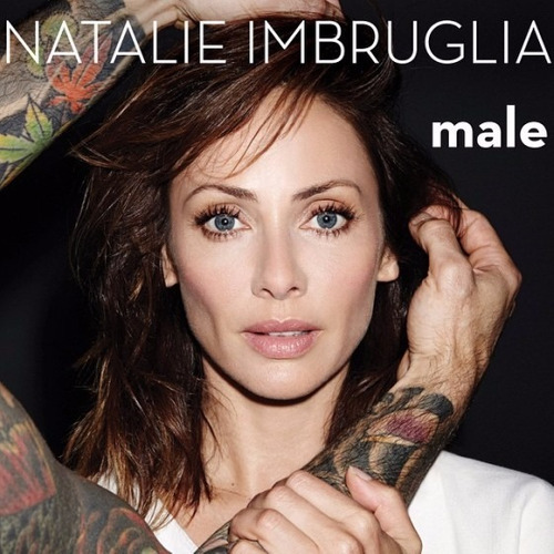 male natalie imbruglia disco cd con 12 canciones