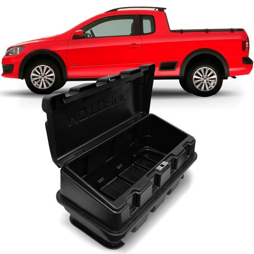 maleiro caixa bau saveiro g4 g5 g6 2000 a 2016 140 litros
