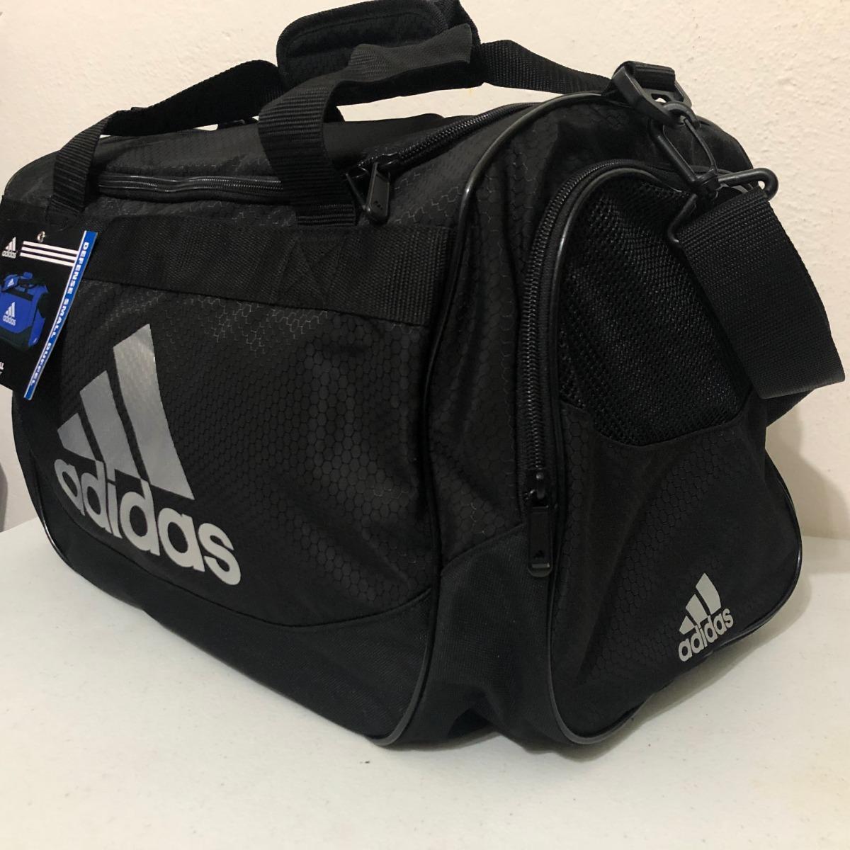sitio web profesional calidad asombrosa nuevo estilo y lujo Maleta adidas Defense Small 100% Original Black Gym