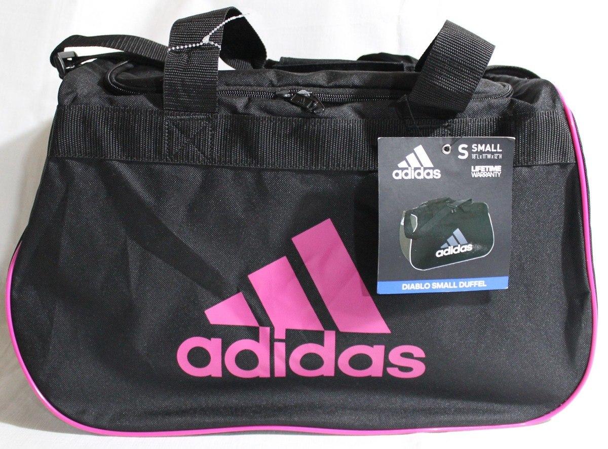 precio baratas baratas para descuento colección de descuento Maleta adidas Diablo Negra Fucsia Duffel Origin Crossfit Gym