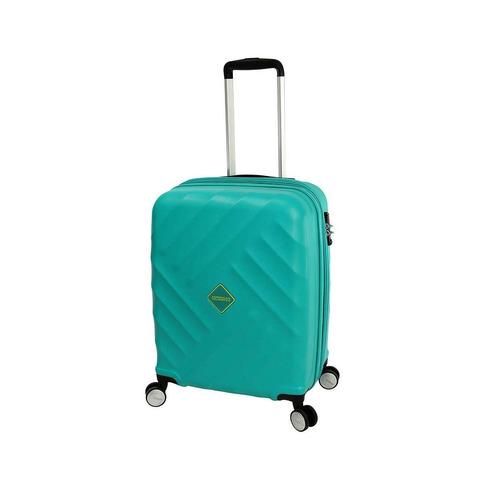 maleta american tourister mikonos 20  turquesa s