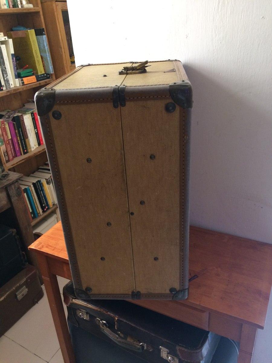 Maleta antigua o retro muy original innovarion eu - Comprar maletas antiguas decoracion ...