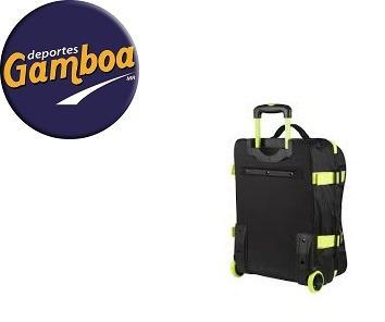 maleta arena fast trolley para viajar + !envió gratis¡