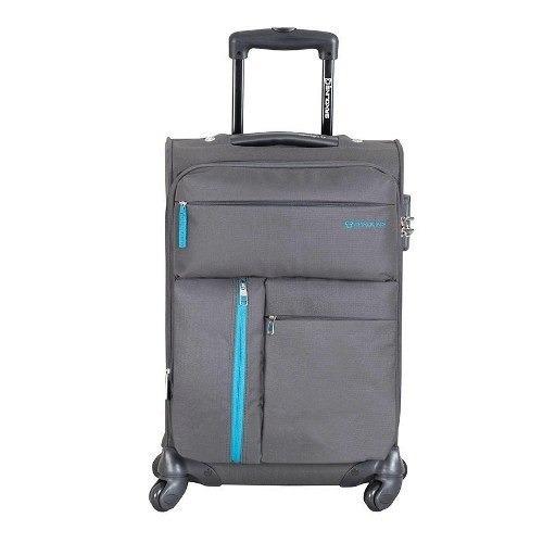 maleta blanda saxoline rio 631 gris cabina
