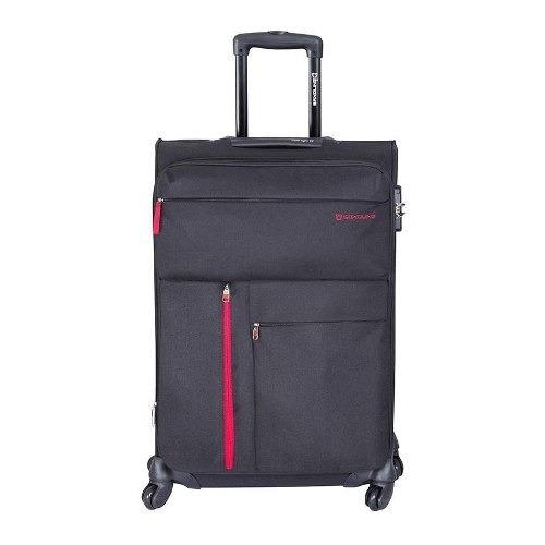 maleta blanda saxoline rio 632 negro m