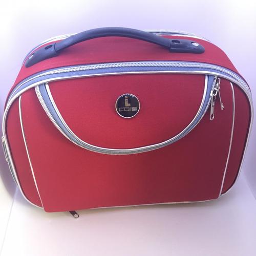 Bolsa De Viagem De Mão : Maleta bolsa frasqueira necessaire mala de m?o p viagem