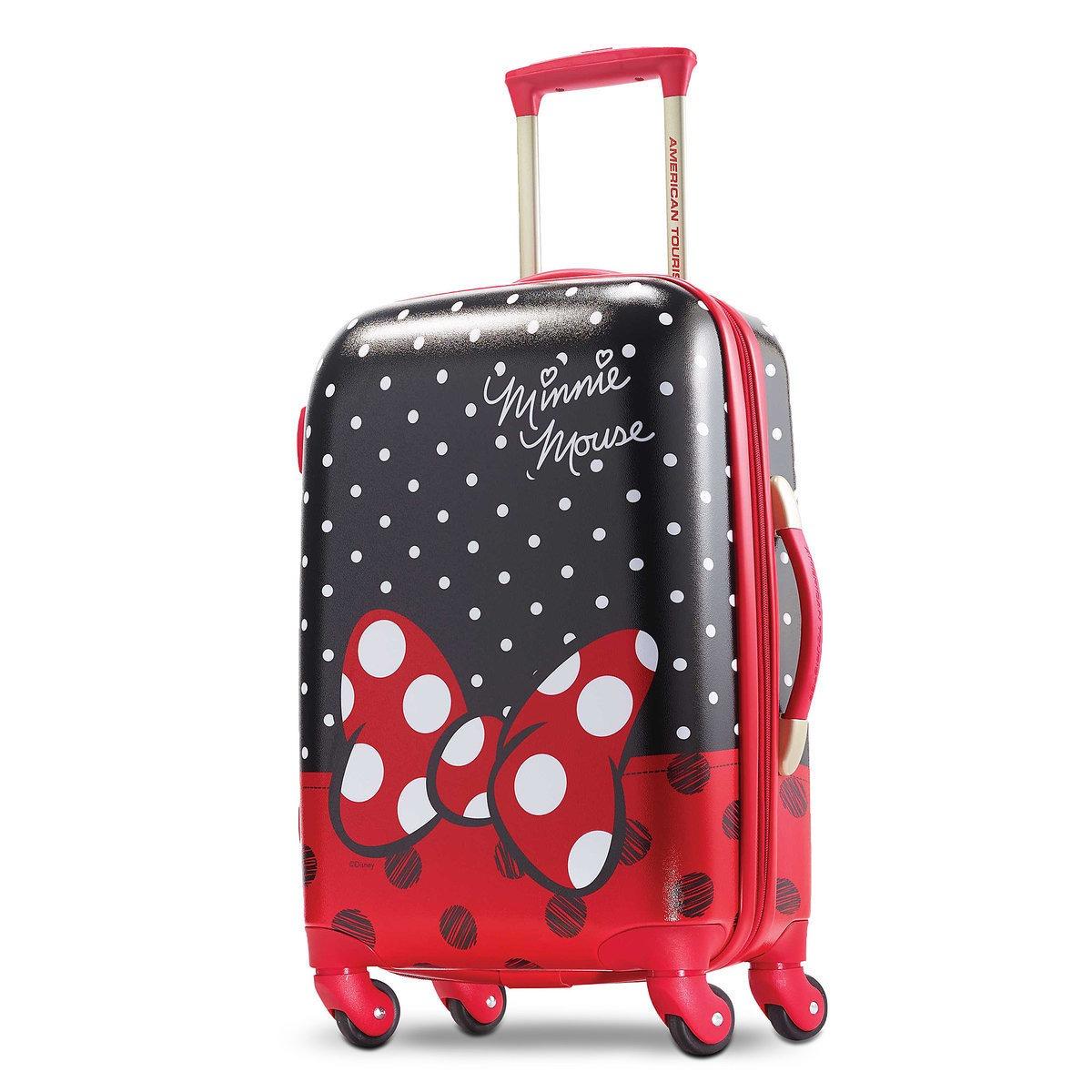 2b97017eb maleta bolsa minnie mouse viaje original mickey disney store. Cargando zoom.