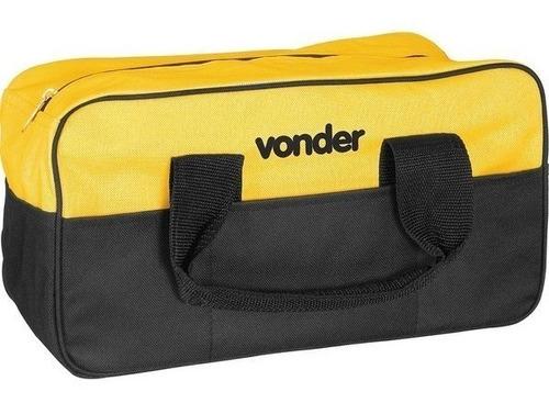 maleta bolsa para ferramentas em lona 8 divisões externas