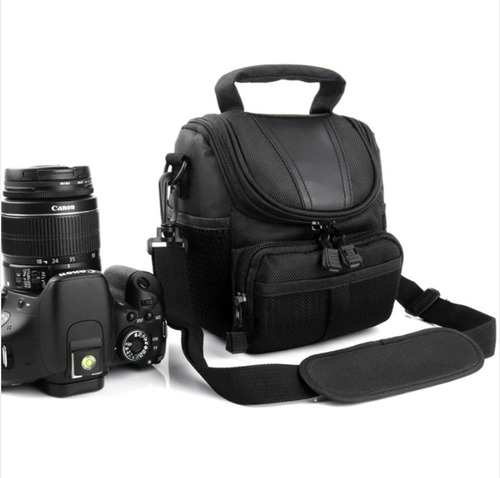maleta bolso estuche cámara profesional canon eos 750d 1300d