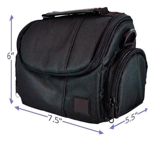 maleta bolso estuche cámara profesional canon nikon sony