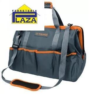 maleta bolso flexible para herramientas 22pulg. truper
