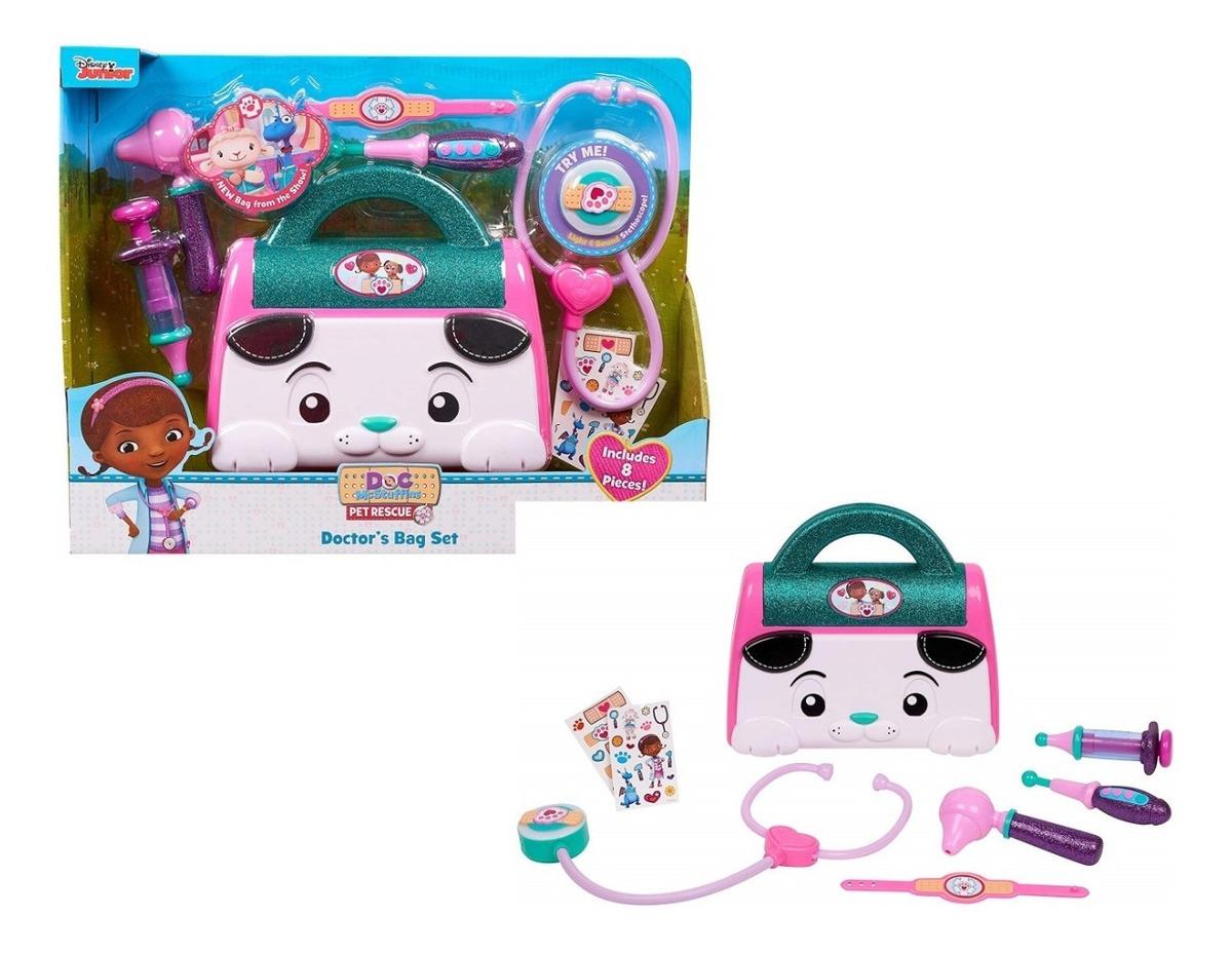 Maleta Brinquedo Doutora Brinquedos Importada R 199 99 Em