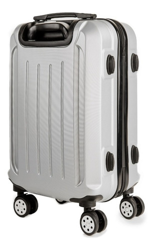 maleta cabina avion de mano despacho gratis carry on gris