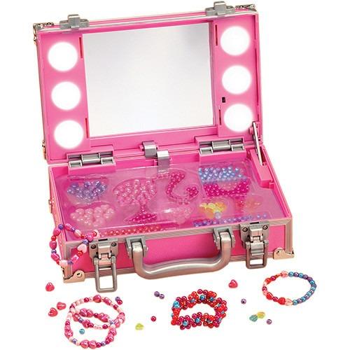 Maleta camarim porta mi angas barbie com luzes 7432 5 fun - Maletas infantiles toysrus ...