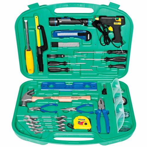 maleta com ferramentas 65 peças - tramontina