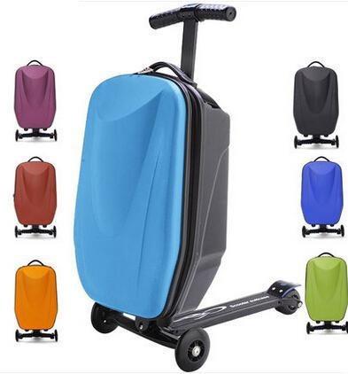 maleta convertible en scooter a prueba de agua oferta