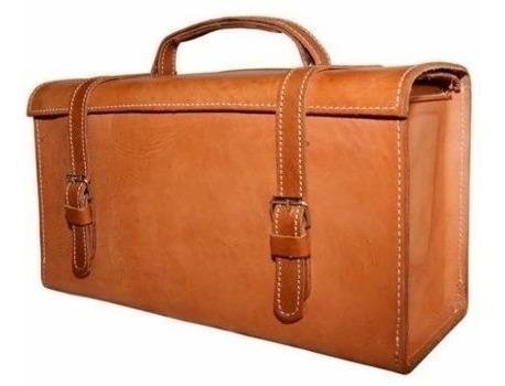 maleta couro p/ferramentas 40x25x15 cru codte6462