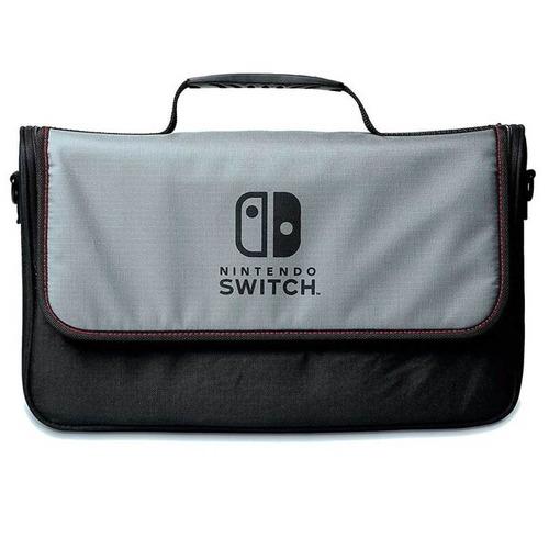 maleta cruzada estuche nintendo switch