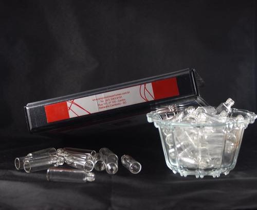 maleta de amostras 40peças de 4,5ml essências importadas