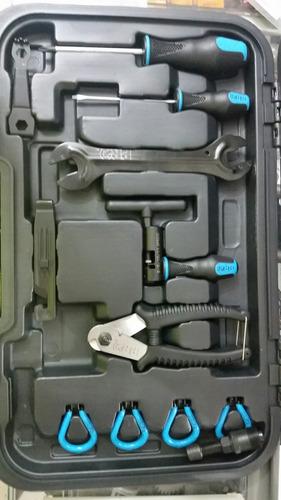 maleta de ferramentas shimano pro