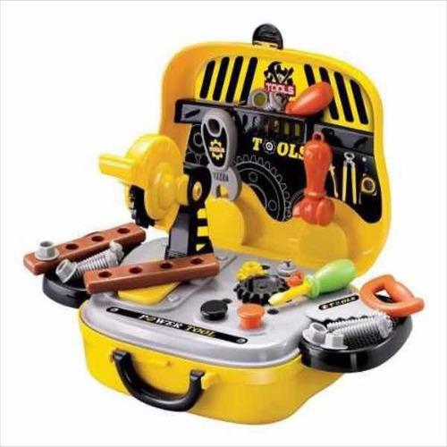 maleta de herramientas didácticas para niños