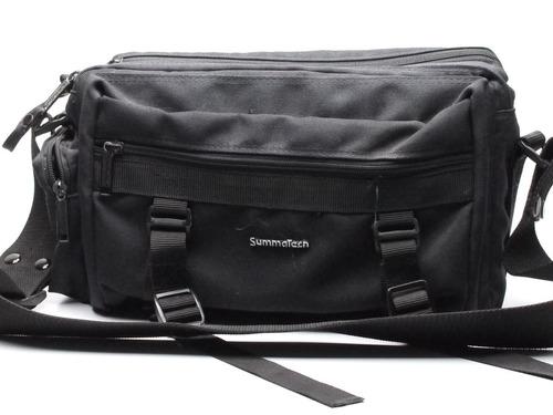 maleta de hombro para cámara summatech -usado- efe9