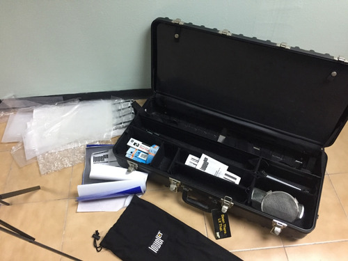 maleta de luces lowel dv 903z - negociables