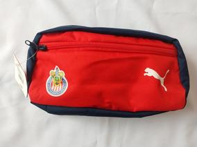 ea0e89db1 Maleta De Mano Chivas Puma Original Sobaquera/neceser