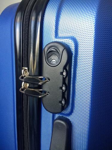 maleta de mano valija avion carry on despacho gratis azul