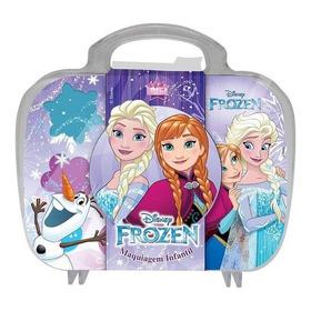 Maleta De Maquiagem Beauty Brinq Infantil Frozen