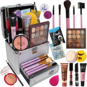 Maleta De Maquiagem Com Kit De Maquiagem  Ruby Rose Luisance