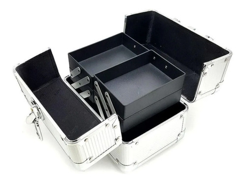 maleta de maquiagem completa original vult profissional make
